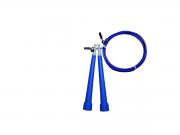 Corda De Pular Speed Rope / PVC Azul