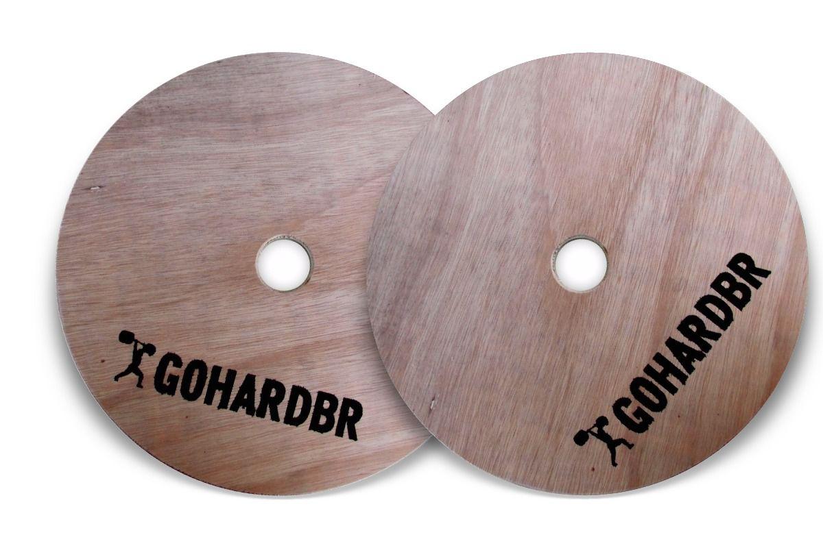 Anilha em Madeira GOHARDBR R$ 90,00/Kg o Par - FAÇA SUA COTAÇÃO ANTES DA COMPRA!