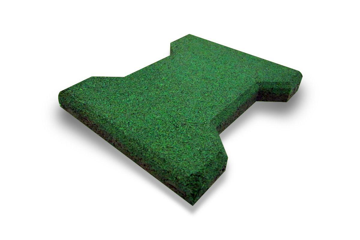 Piso de Borracha Ecológico Colorido Ossinho 20mm - A partir de R$ 3,04 A UNIDADE. Faça sua cotação antes da compra!