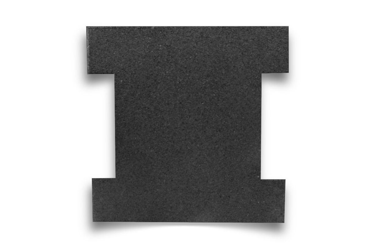 Piso de Borracha Ecológico Colorido Romano 20mm - A partir de R$ 6,17 A UNIDADE. Faça sua cotação antes da compra!