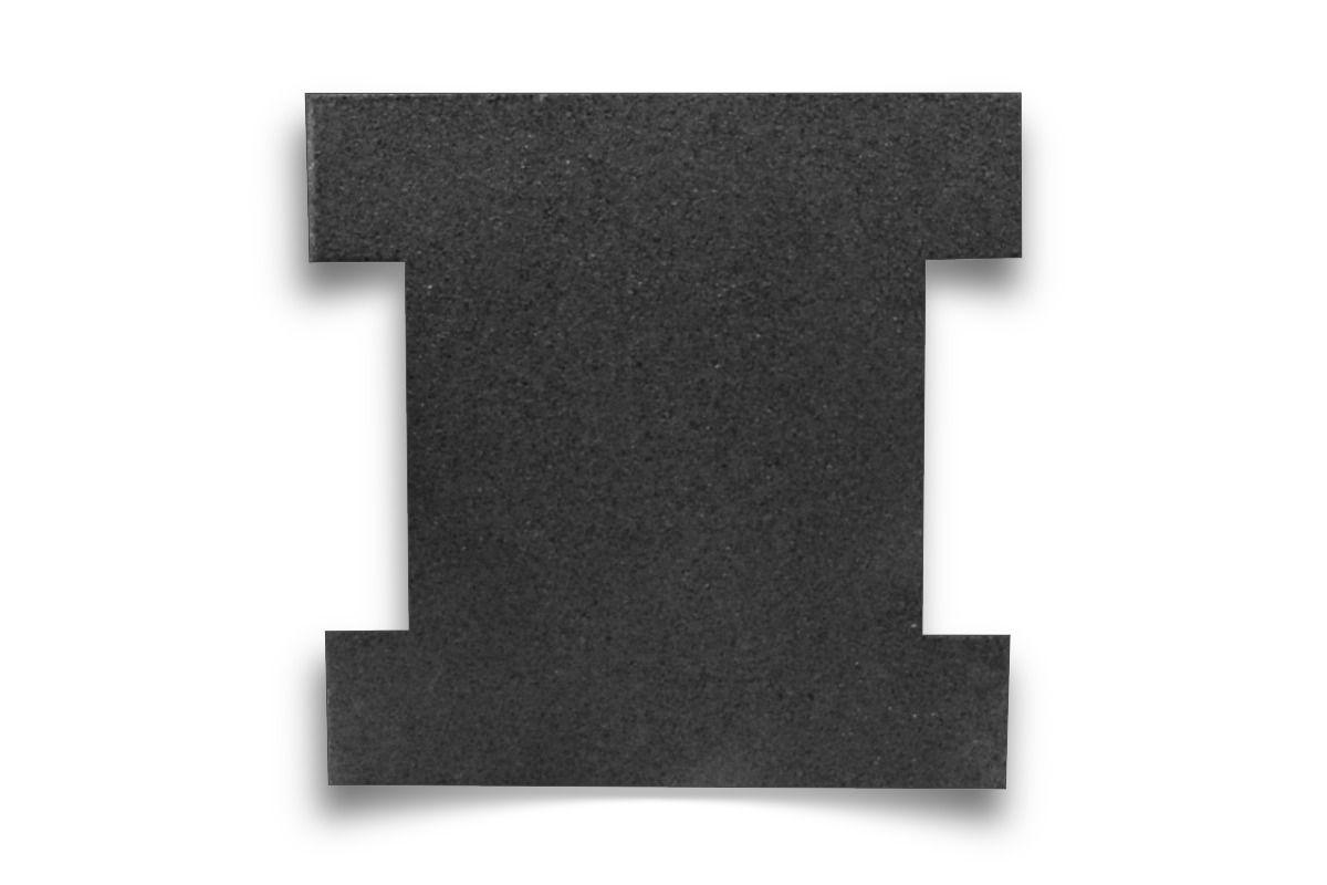 Piso de Borracha Ecológico Colorido Romano 30mm - A partir de R$ 9,12 A UNIDADE. Faça sua cotação antes da compra!