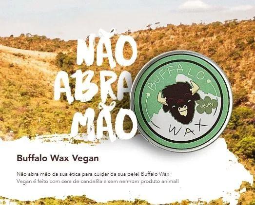 Pomada Cicatrização Vegana - Buffalo Wax