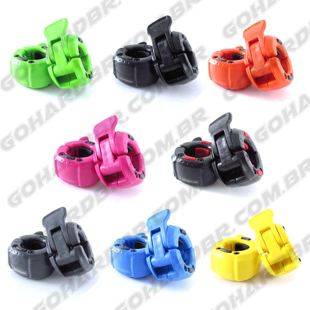 Presilha Mini Lock Press para Barras de Musculação