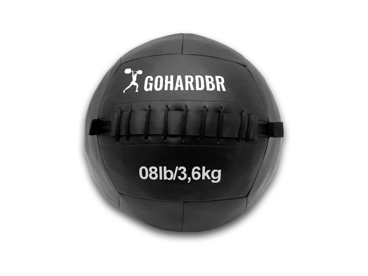 Wall Ball - De 04 LBS à 20 LBS EM OFERTA