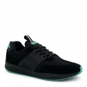 Tênis Casual Hocks 2002 Preto