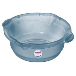 Bacia 14L para Limpeza de Plástico Azul Sanremo