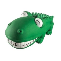 Brinquedo para Pet de Latex Dino Verde