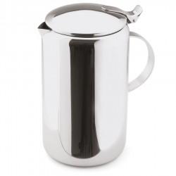 Bule para Servir Chá ou Café 1,1L de Aço Inox com Alça