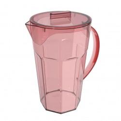 Jarra 1,8L de Polipropileno Drink Rosa Quartz