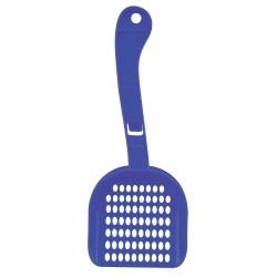 Pá Higiênica para Bandeja Sanitária de Plástico Azul Sanremo