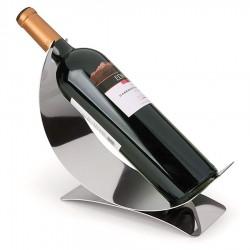 Suporte para Garrafa de Vinho de Aço para Mesa Sante