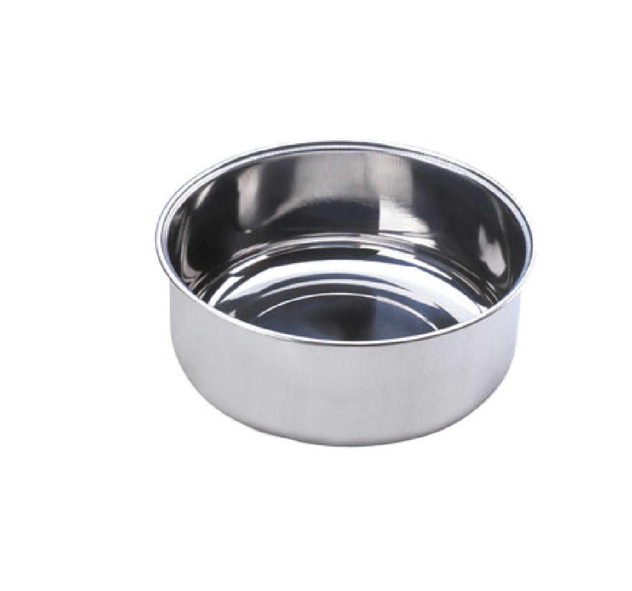 Bowl para Temperar e Marinar de Aço Inox 8,5L