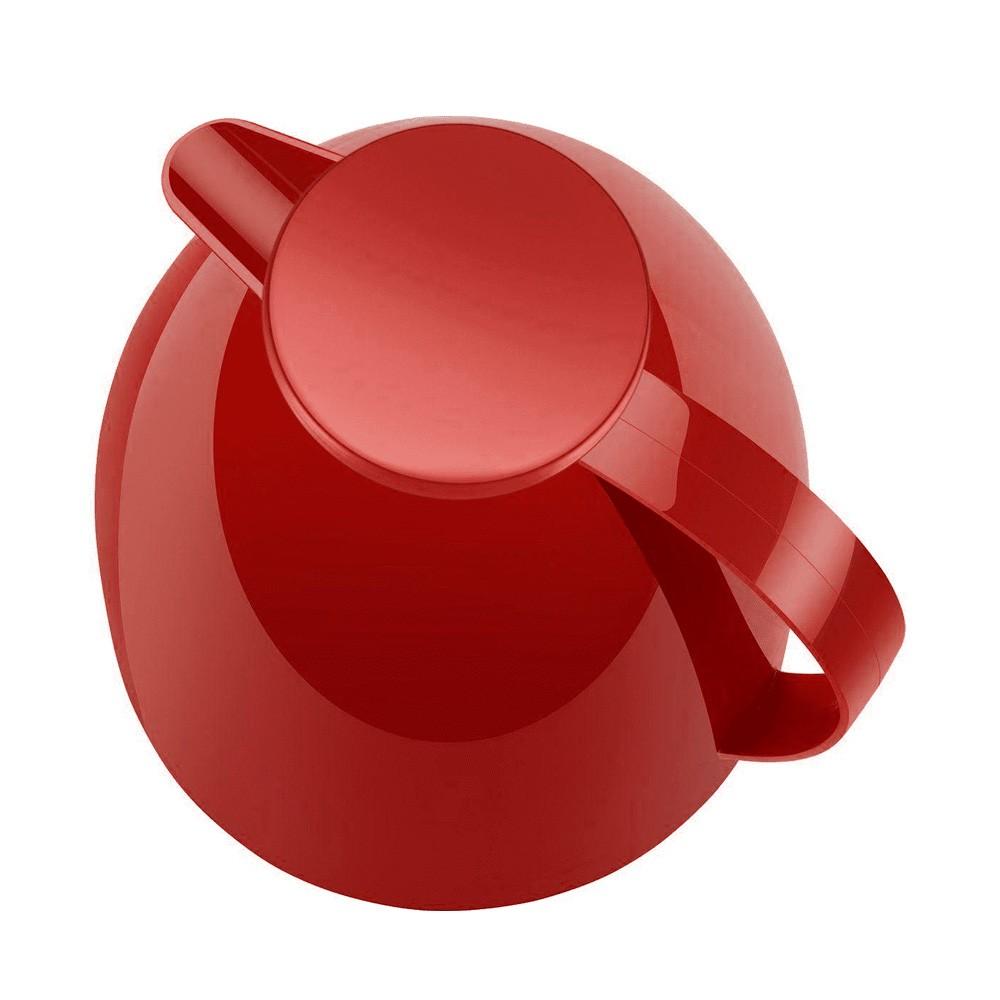 Bule Térmico 400Ml de Polipropileno Viena Baby Vermelho Velvet