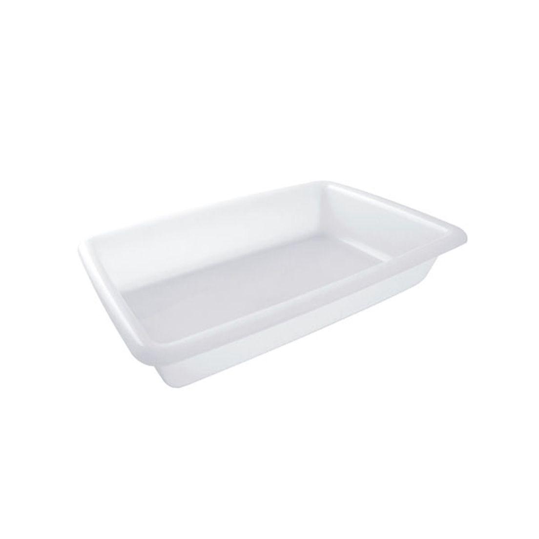 Caixa Organizadora para Freezer e Geladeira de Plástico Retangular 2,2L