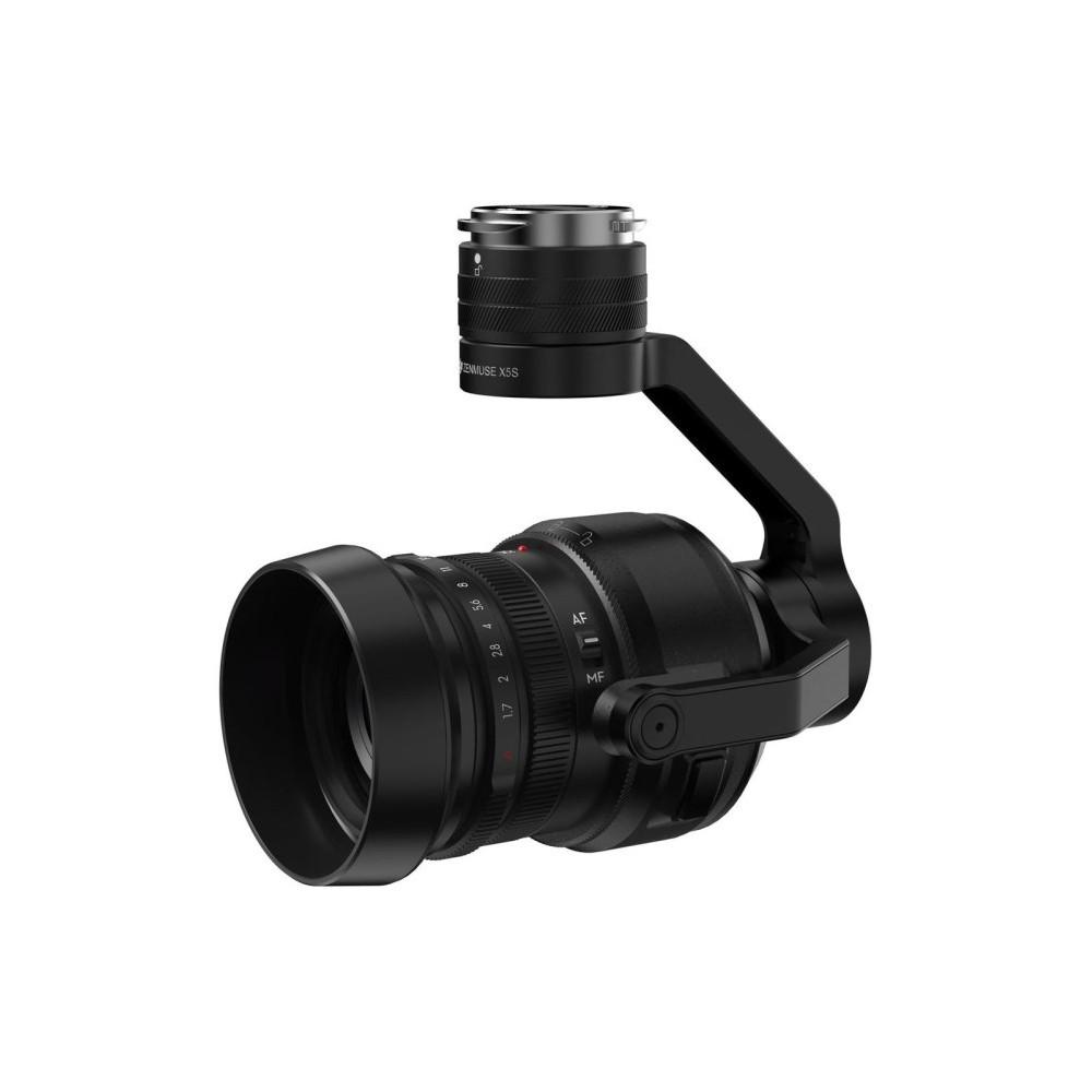 Equipamento - Câmera Dji Zenmuse X5S
