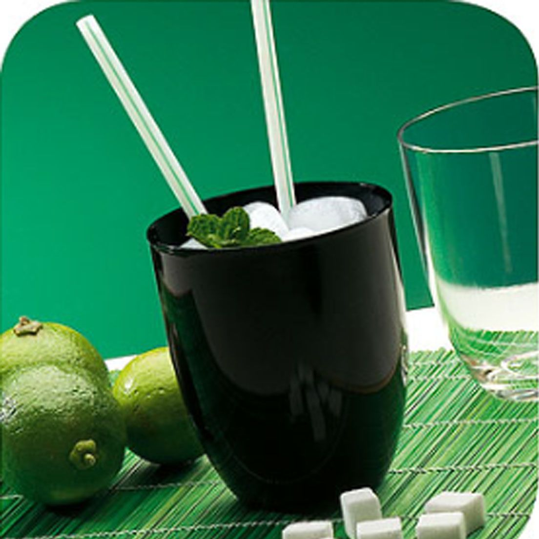 Copo 400Ml para Drinks de Acrílico Cocktail