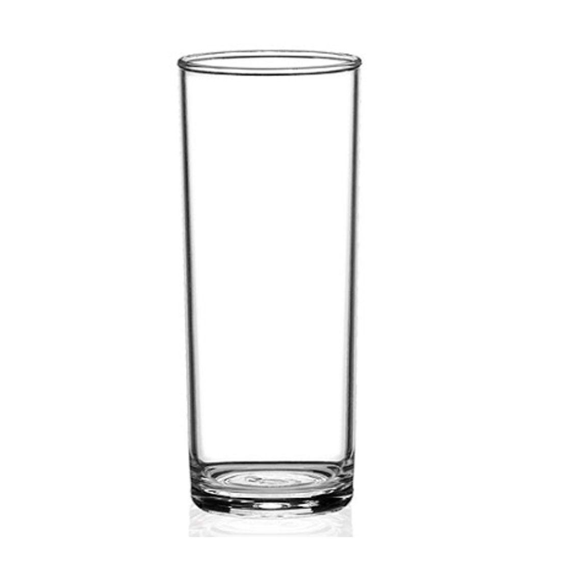 Copo 300Ml para Long Drink de Acrílico