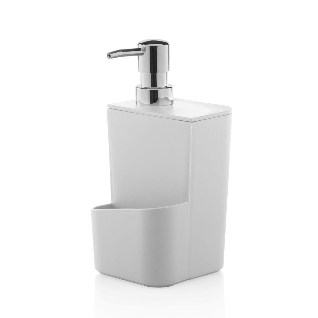 Porta Detergente de Polipropileno Infinity Branco 650Ml