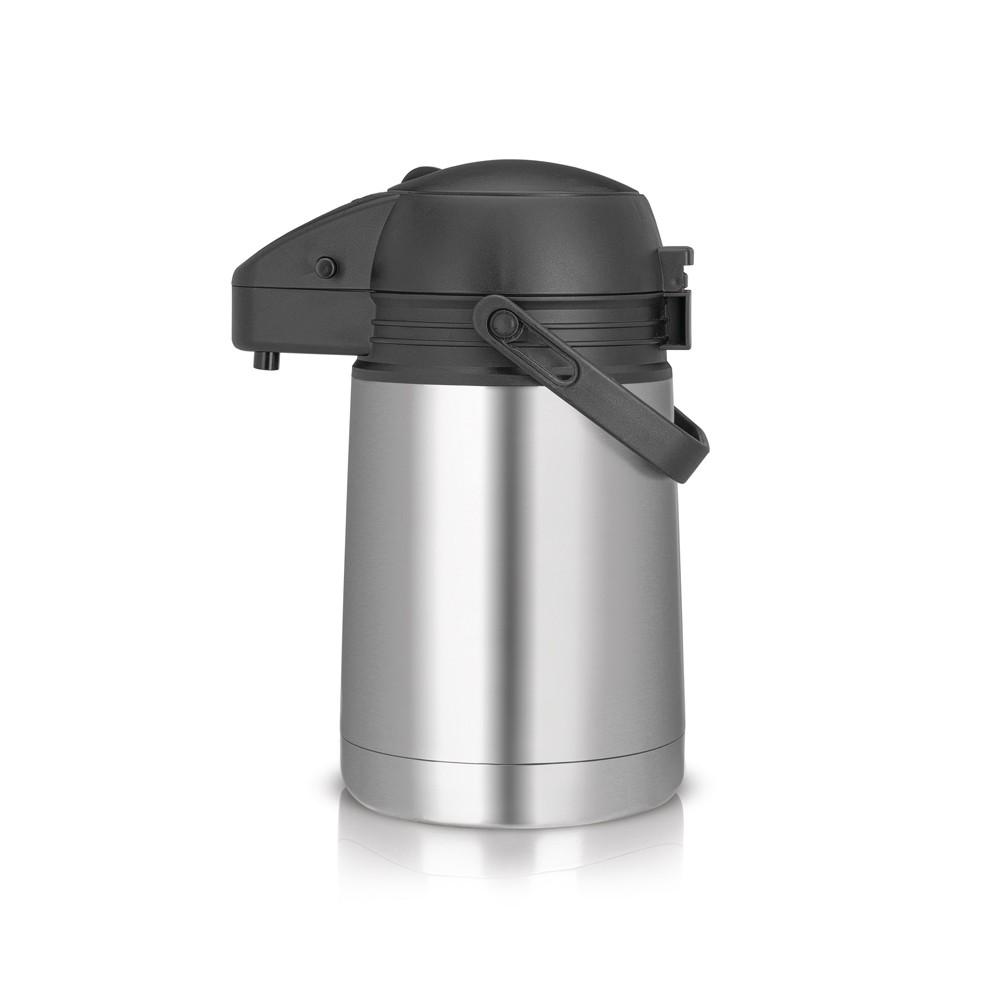 Garrafa Térmica de Aço Inox 100% 1L Expressar