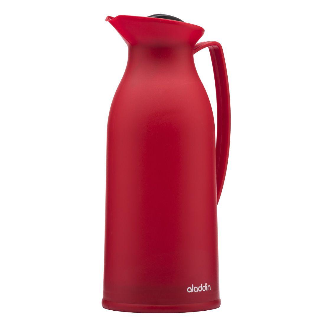 Garrafa Térmica Futura Vermelha - 750Ml