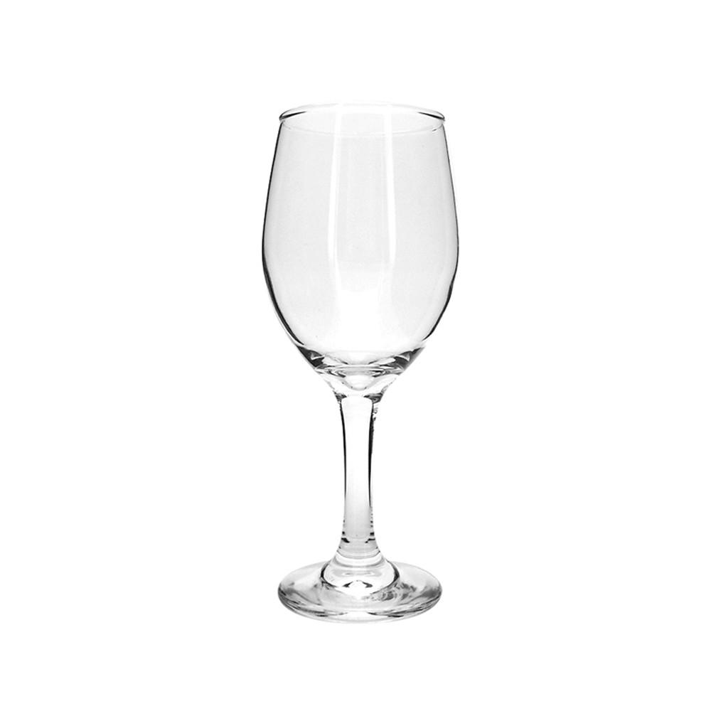 Jogo de Taças de Vidro para Vinho Tinto Toscana 350Ml - 6 Peças