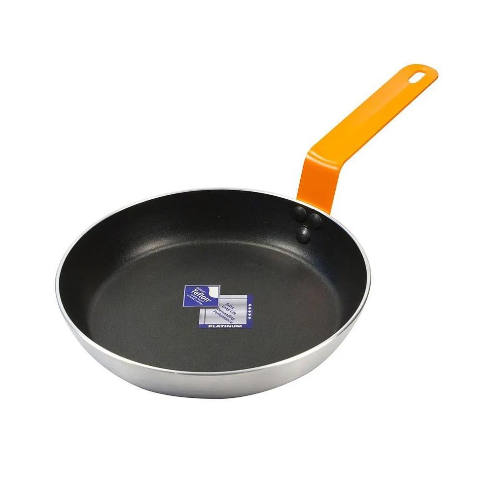 Kit de Frigideira Next Platinum Gourmet 18, 20 e 22cm de Alumínio 3mm Preto