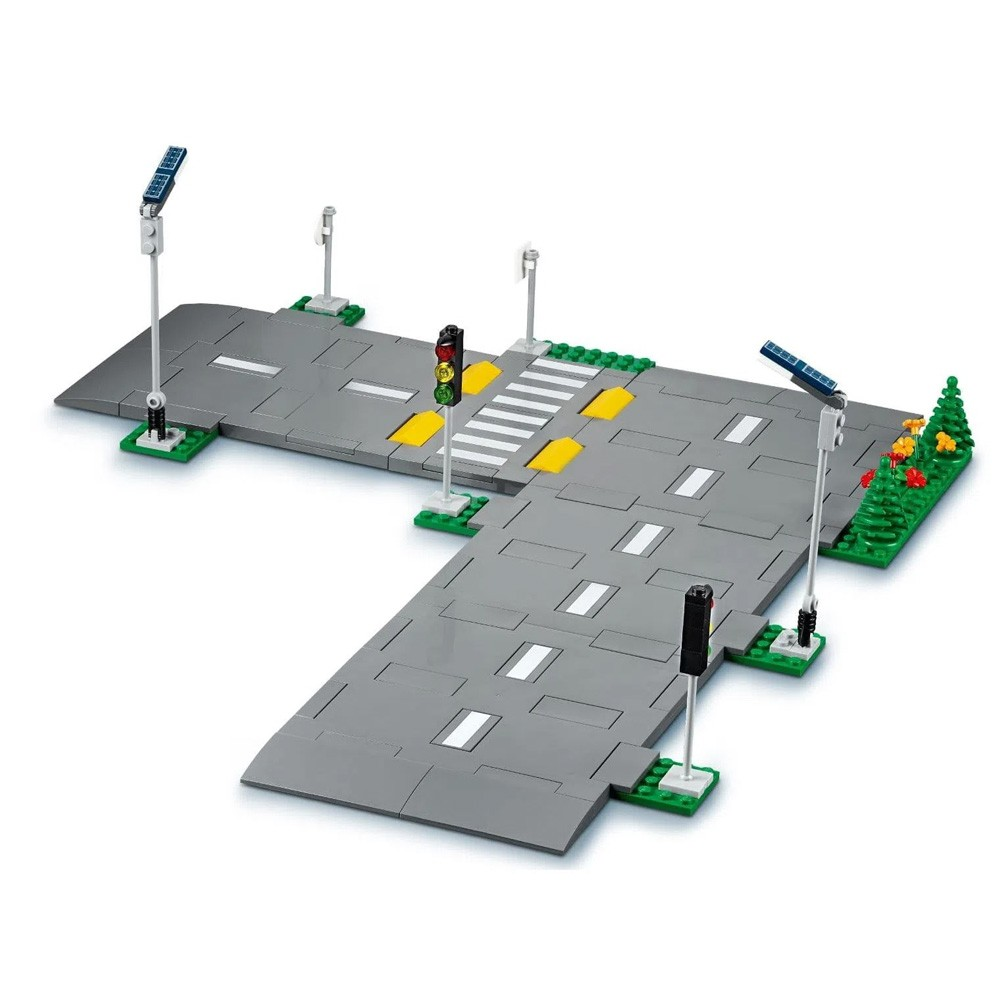 Lego City - Cruzamento de Avenidas