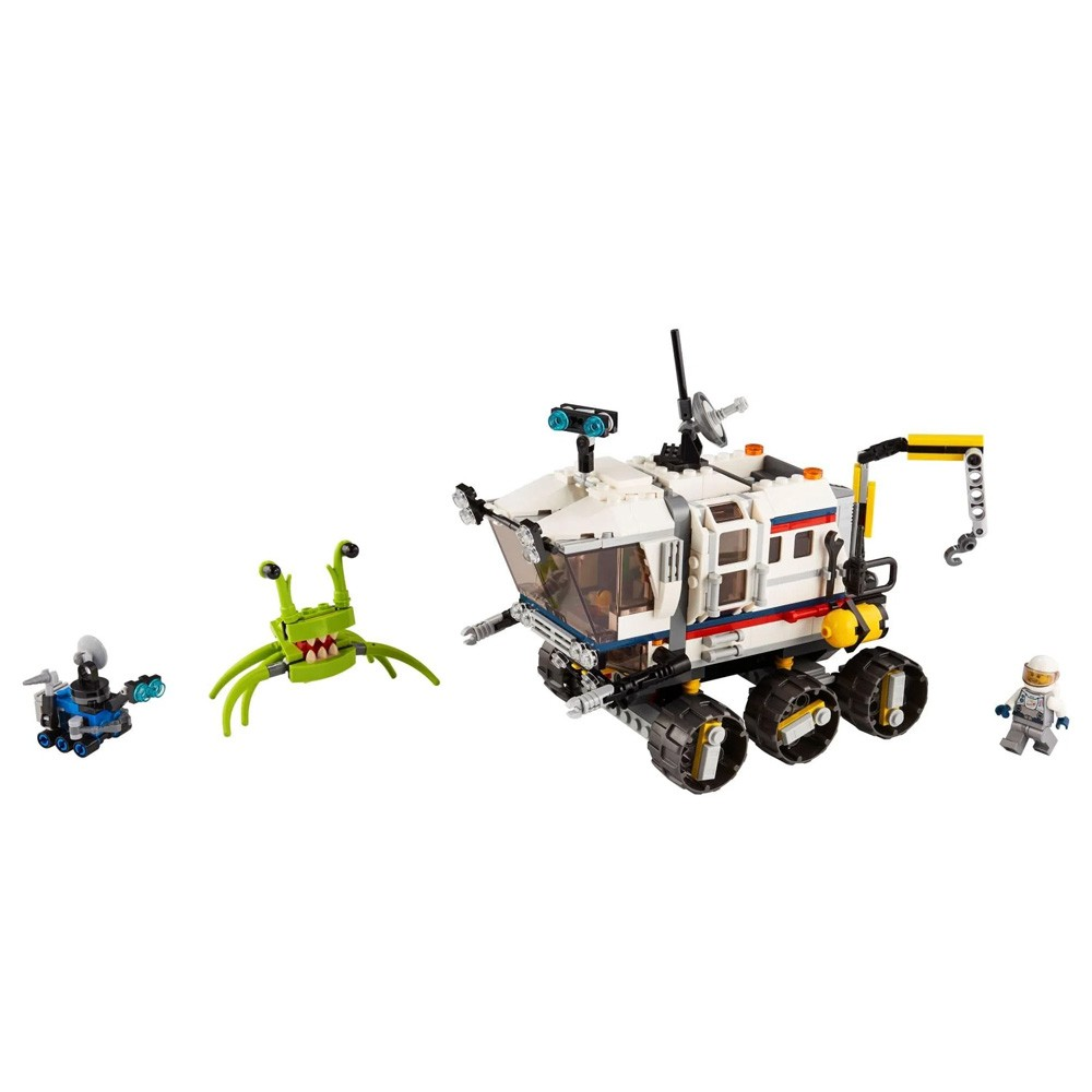 Lego Creator - Carro Lunar Explorador