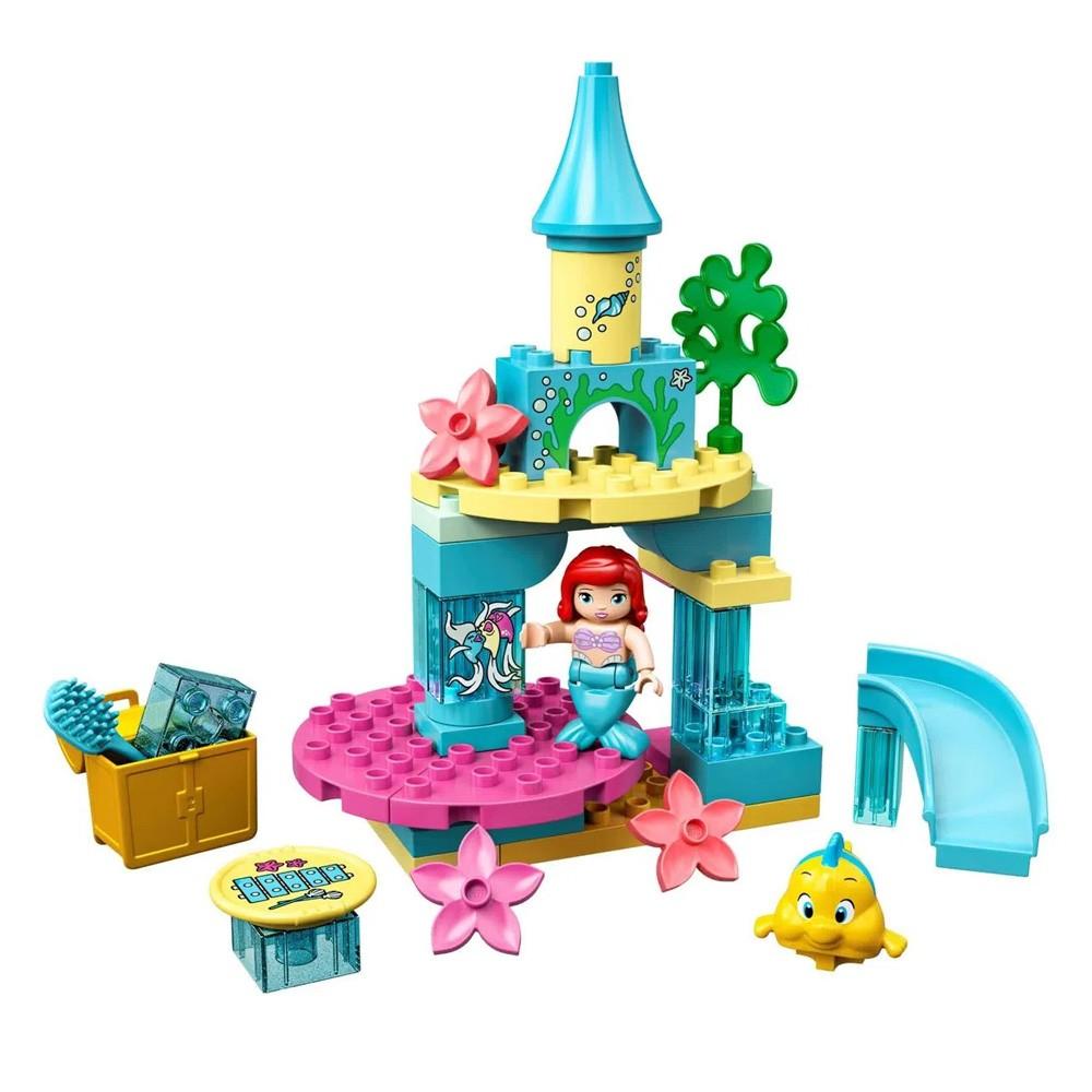 Lego Duplo - O Castelo do Fundo do Mar da Ariel