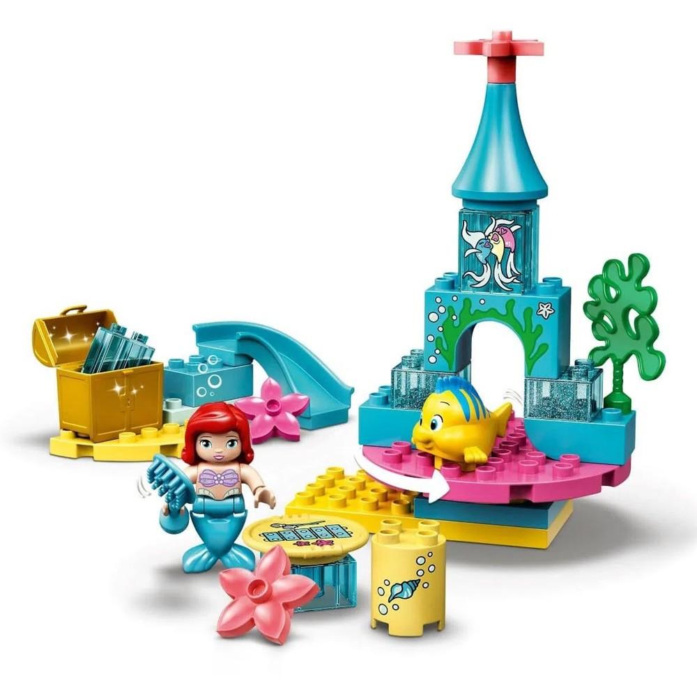 Lego Lego Duplo O Castelo do Fundo do Mar da Ariel