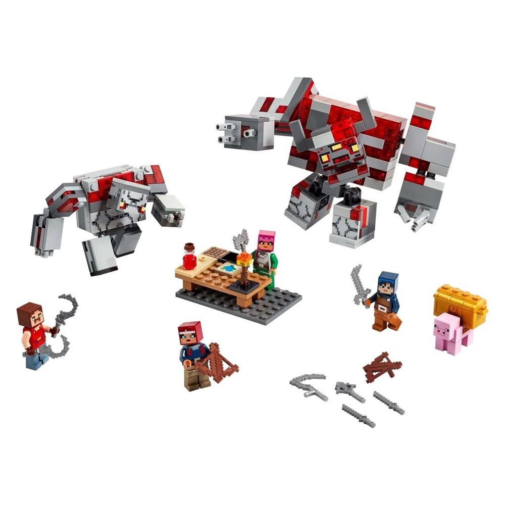 Lego Minecraft - A Batalha de Redstone
