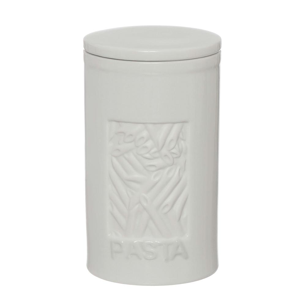 Pote de Porcelana para Pasta com Vedação em Silicone