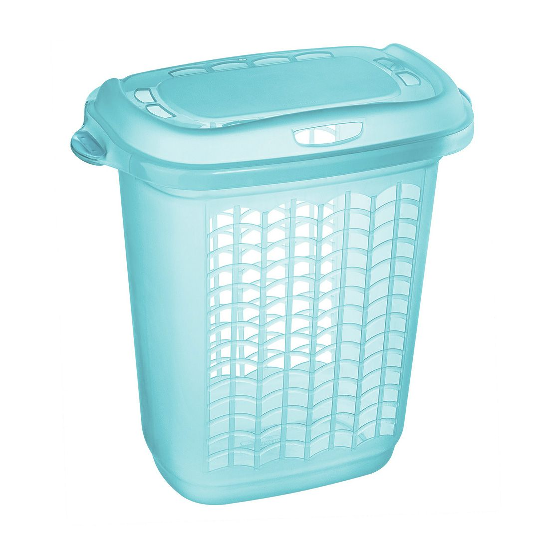 Roupeiro de Plástico Sanremo 46,4L Azul Tiffany