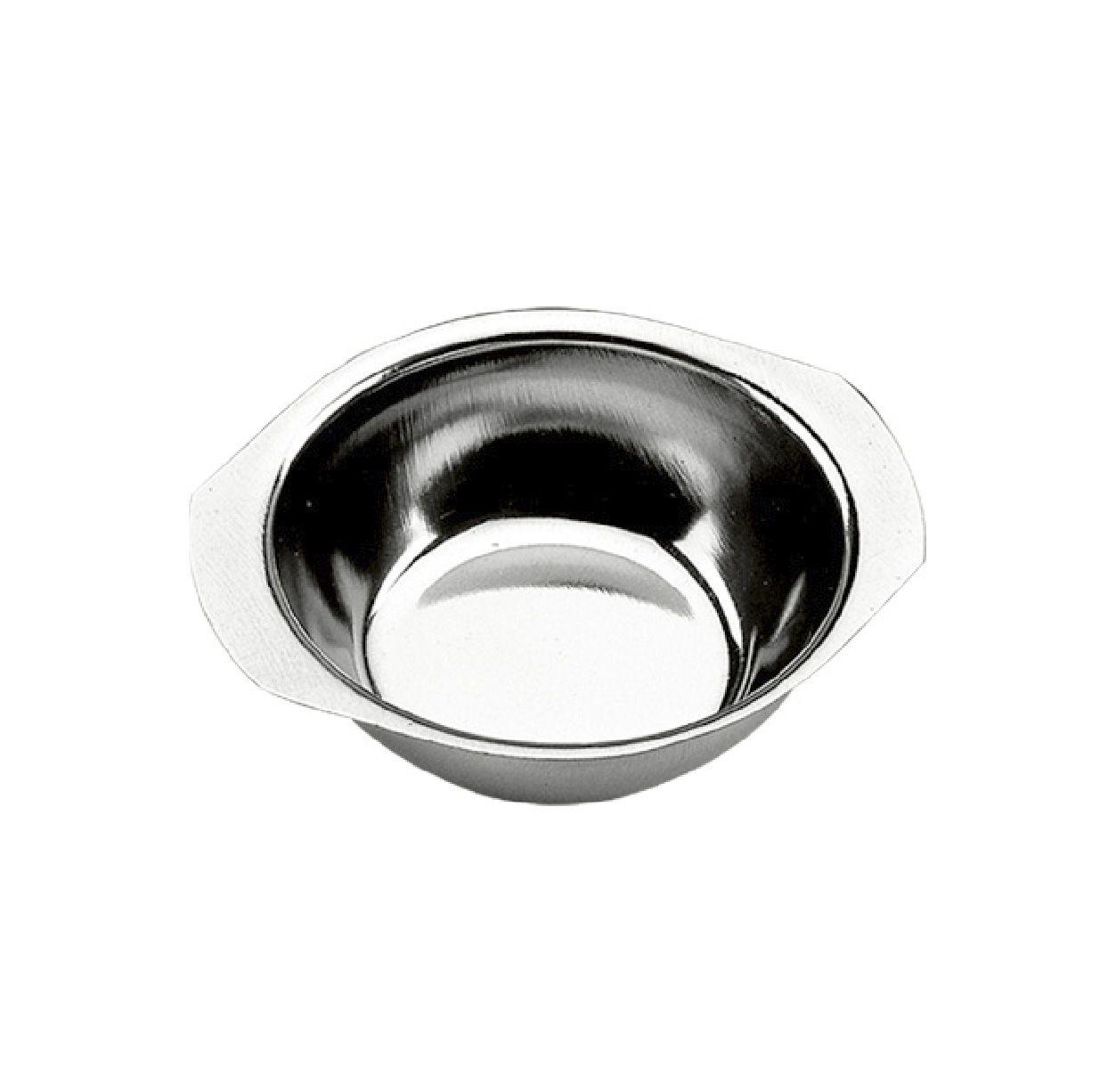 Taça para Sobremesa de Aço Inox sem Pedestal 100Ml