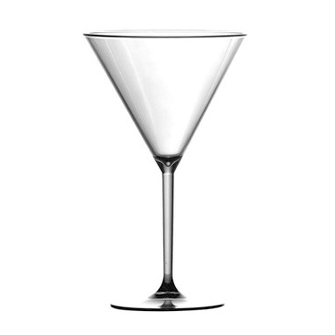 Taça para Drink de Acrílico 260Ml