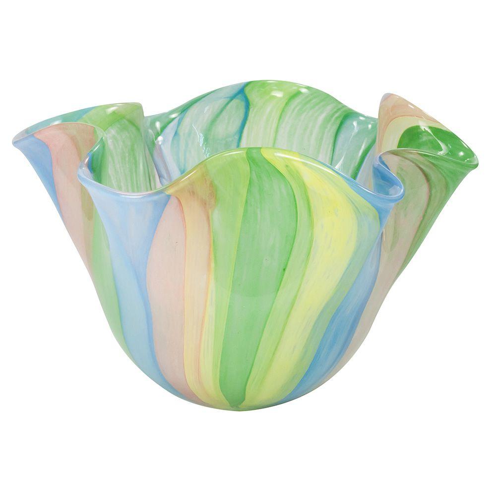 Vaso Next 15cm de Vidro Colorido