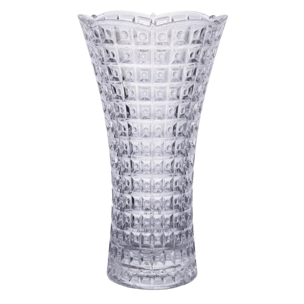 Vaso Floreiro de Cristal Ecológico Acinturado Chevalier 13Cm