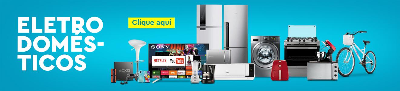 aqui na agricol, você conta com uma linha completa de eletrodomésticos das melhores marcas! clique e confira!