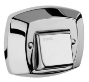 ACAB VALV CHROME TECLA CHROME DOCOL REF 01500006