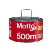 ARAME FARPADO MOTTO 500MT