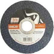 DISCO CORTE P/ FERR INOX 110MM 4.1/2  -M DISFLEX 115X1,0X22,2MM OURO       -D