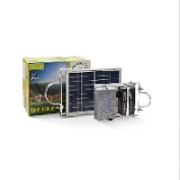 ELETRIFICADOR DE CERCA SOLAR C/BATERIA ZEBU E2220