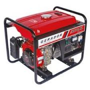 GERADOR GASOLINA MG 5000 CL P MANUAL MONOF 220V MOTOMIL