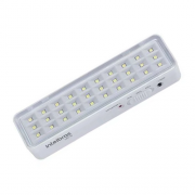 LUMINARIA EMERG RESID 30 LEDS INTELBRAS -D