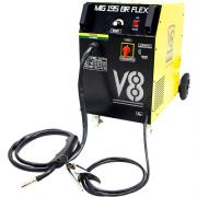 MAQUINA SOLDA MIG 195BR FLEX 60HZ 220V MONOFASICO V8