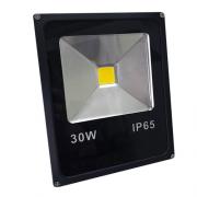 REFLETOR LED SLIM 30W 6000K