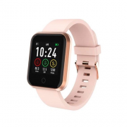 RELOGIO SMARTWATCH ROMA ROSE IP68 - ES268