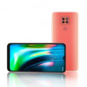 SMARTPHONE MOTO G9 PLAY 64GB ROSA QUARTZO
