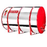 TANQUE BOILER BAIXA PRESSAO 500LT INOX 316 TERMOMAX