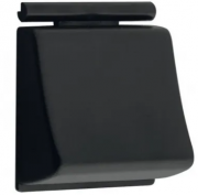 TECLA P/VALV. DESC PLAST BLACK DOCOL 01996309